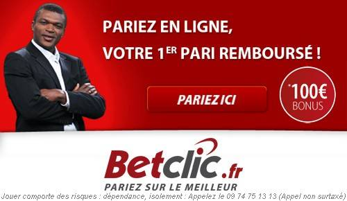 Code Promo Betclic - Bonus Betclic