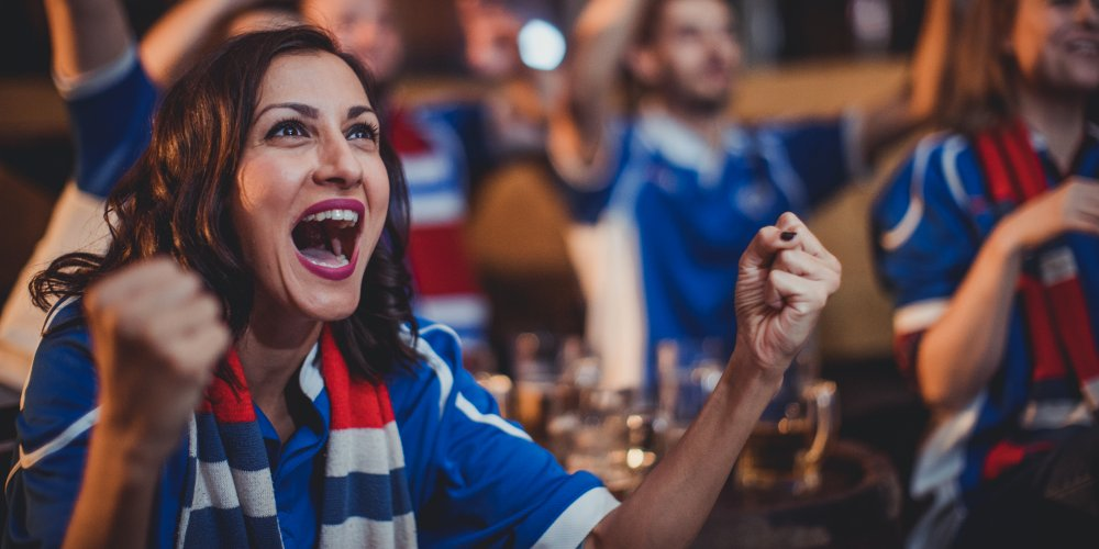 Pourquoi les fans de football aiment-ils jouer ?