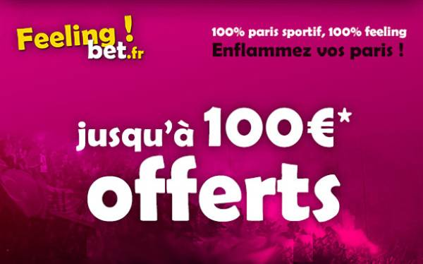 Code Promo Feeling Bet - Bonus FeelingBet