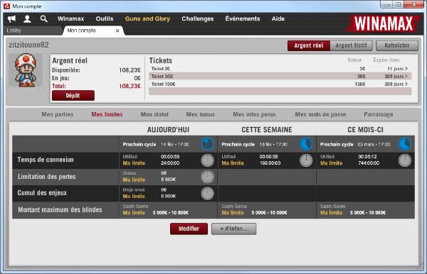 Avis & Test Complet sur Winamax